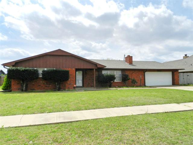 7104 SW Beta Ave, Lawton, OK 73505 (MLS #152595) :: Pam & Barry's Team - RE/MAX Professionals