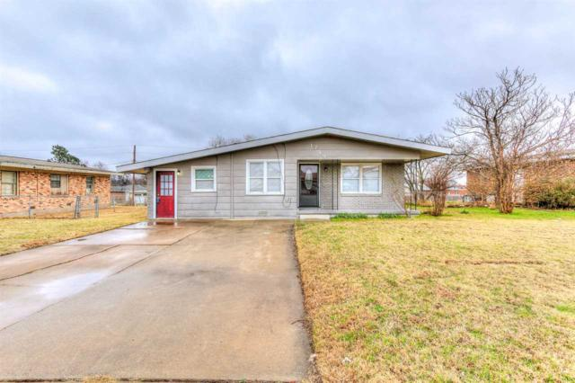 1719 NW 44th St, Lawton, OK 73505 (MLS #152653) :: Pam & Barry's Team - RE/MAX Professionals