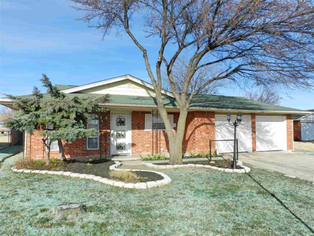 1610 NW Beechwood Dr, Lawton, OK 73505 (MLS #152661) :: Pam & Barry's Team - RE/MAX Professionals