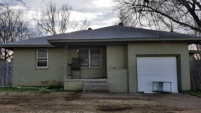 2154 NW Smith Ave, Lawton, OK 73505 (MLS #152736) :: Pam & Barry's Team - RE/MAX Professionals