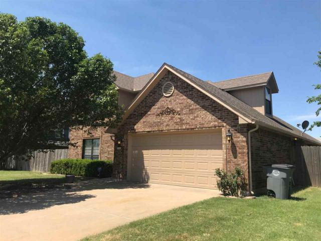 2104 NW Ashley Cir, Lawton, OK 73505 (MLS #152745) :: Pam & Barry's Team - RE/MAX Professionals