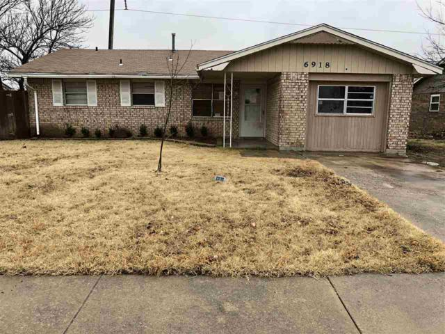 6918 SW Forest Ave, Lawton, OK 73505 (MLS #152779) :: Pam & Barry's Team - RE/MAX Professionals