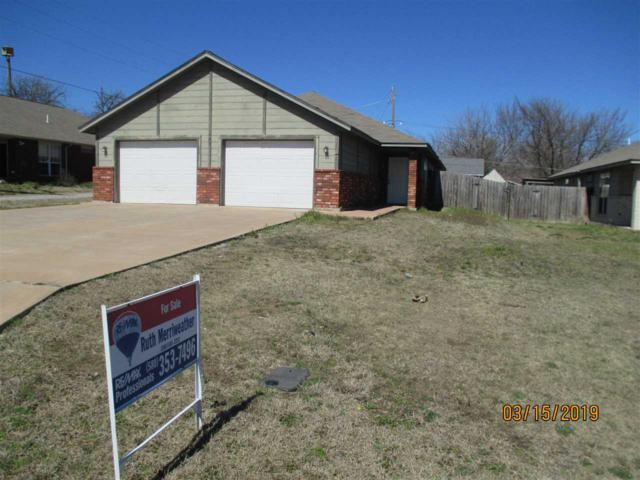1403 NW Dearborn Ave, Lawton, OK 73507 (MLS #152889) :: Pam & Barry's Team - RE/MAX Professionals