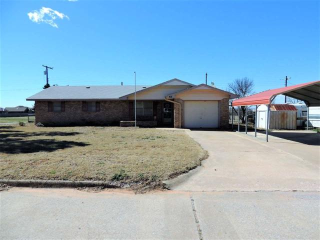 413 N East Dr, Fletcher, OK 73541 (MLS #152897) :: Pam & Barry's Team - RE/MAX Professionals