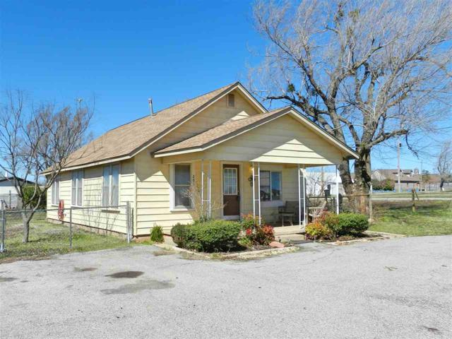 103 S C Ave, Sterling, OK 73567 (MLS #152907) :: Pam & Barry's Team - RE/MAX Professionals