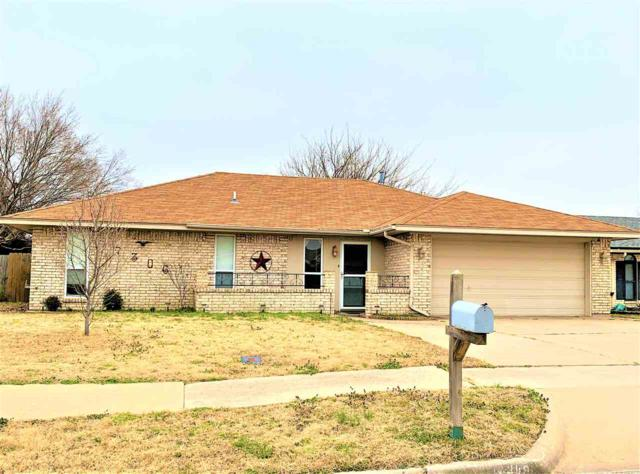 7306 NW Andrews Ave, Lawton, OK 73507 (MLS #152911) :: Pam & Barry's Team - RE/MAX Professionals