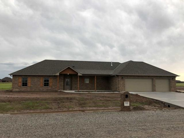 5468 NE Elk Point, Elgin, OK 73538 (MLS #152922) :: Pam & Barry's Team - RE/MAX Professionals