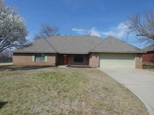 3002 NE Heritage Ln, Lawton, OK 73507 (MLS #152998) :: Pam & Barry's Team - RE/MAX Professionals