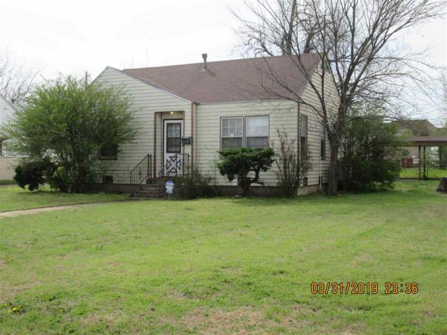1816 NW Arlington Ave, Lawton, OK 73507 (MLS #153023) :: Pam & Barry's Team - RE/MAX Professionals