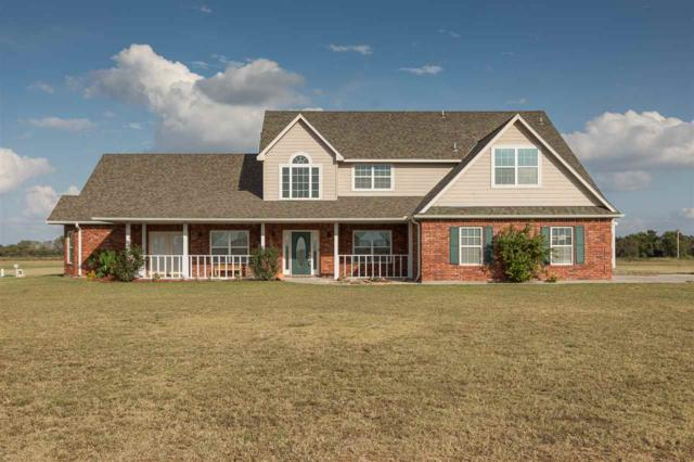 7332 SW Pecan Meadow Dr, Lawton, OK 73505 (MLS #153138) :: Pam & Barry's Team - RE/MAX Professionals