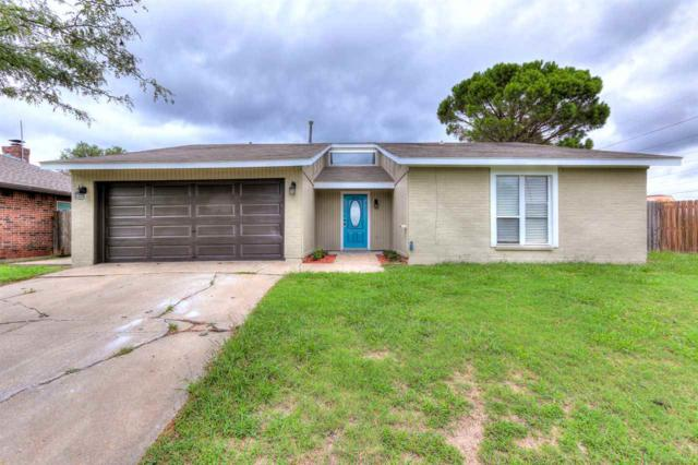 6813 SW Fenwick Ave, Lawton, OK 73505 (MLS #153221) :: Pam & Barry's Team - RE/MAX Professionals