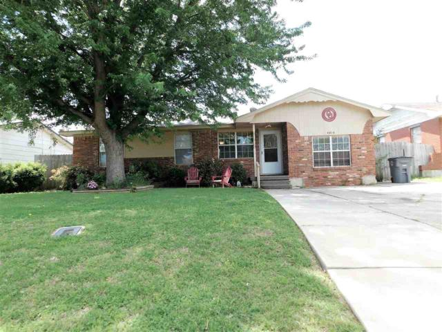 4816 NW Lindy Ave, Lawton, OK 73505 (MLS #153232) :: Pam & Barry's Team - RE/MAX Professionals