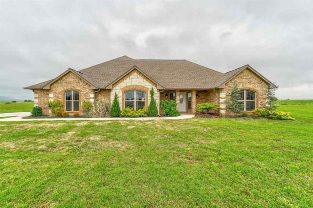 1018 NW Gray Hawk Dr, Lawton, OK 73507 (MLS #153284) :: Pam & Barry's Team - RE/MAX Professionals