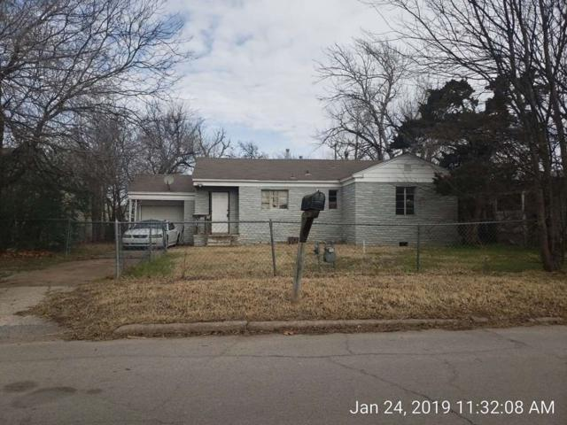 1303 NW Taylor Ave, Lawton, OK 73507 (MLS #153364) :: Pam & Barry's Team - RE/MAX Professionals
