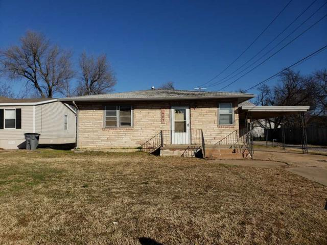 1407 NW Lake Ave, Lawton, OK 73507 (MLS #153368) :: Pam & Barry's Team - RE/MAX Professionals