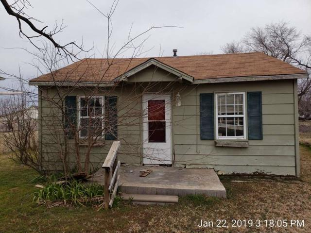 1607 SW Nh Jones Ave, Lawton, OK 73501 (MLS #153373) :: Pam & Barry's Team - RE/MAX Professionals