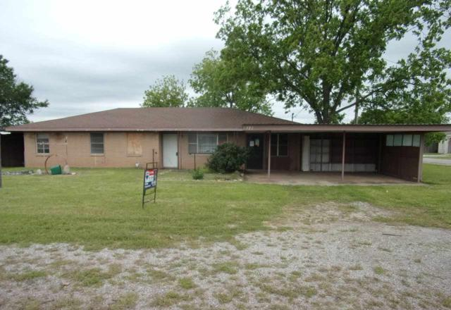 322 N Commercial St, Temple, OK 73568 (MLS #153374) :: Pam & Barry's Team - RE/MAX Professionals