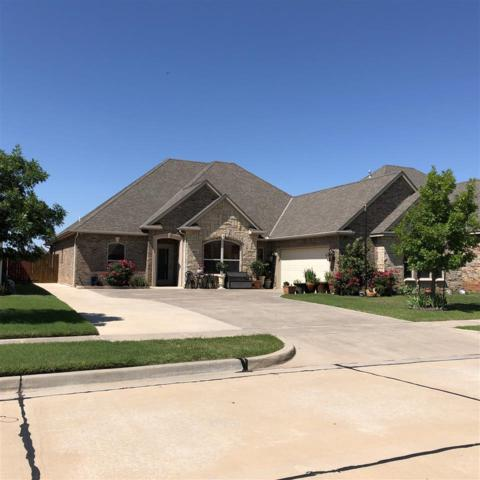 6809 SW Oakland Ln, Lawton, OK 73505 (MLS #153412) :: Pam & Barry's Team - RE/MAX Professionals