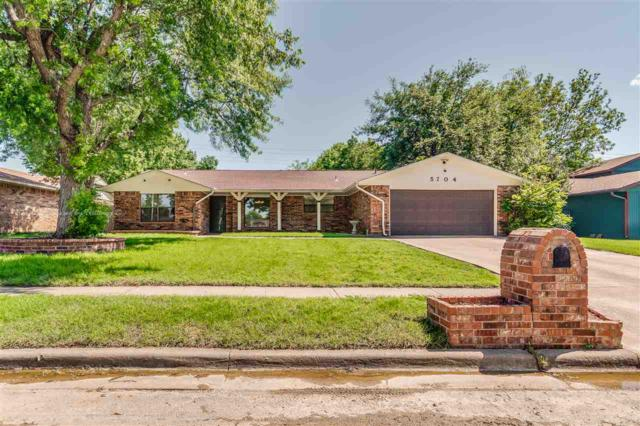 5704 NW Rotherwood Dr, Lawton, OK 73505 (MLS #153418) :: Pam & Barry's Team - RE/MAX Professionals