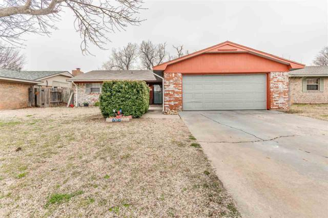 7210 NW Lawton Ave, Lawton, OK 73505 (MLS #153516) :: Pam & Barry's Team - RE/MAX Professionals