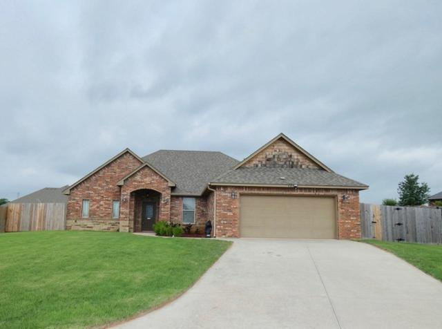 1428 Limestone Way, Elgin, OK 73538 (MLS #153519) :: Pam & Barry's Team - RE/MAX Professionals