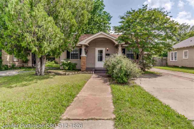1208 NW Ferris Ave, Lawton, OK 73507 (MLS #153553) :: Pam & Barry's Team - RE/MAX Professionals