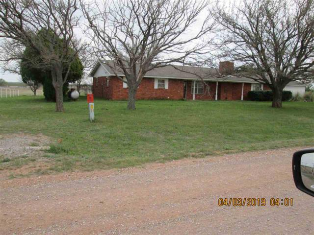 19246 Crns 242, Grandfield, OK 73546 (MLS #153564) :: Pam & Barry's Team - RE/MAX Professionals