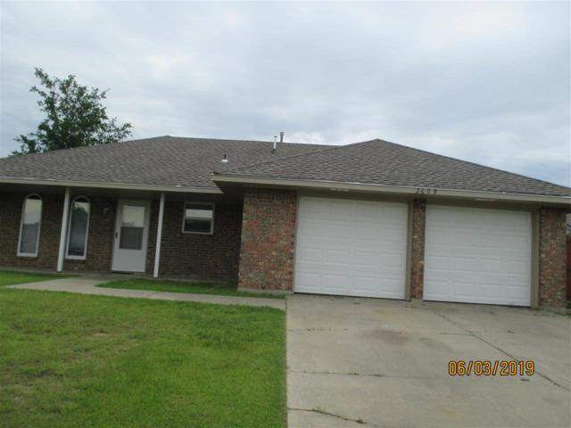 2609 NE Lake Ave, Lawton, OK 73507 (MLS #153573) :: Pam & Barry's Team - RE/MAX Professionals