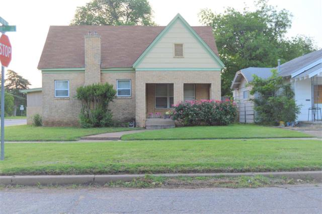 224 N 11th St, Frederick, OK 73542 (MLS #153589) :: Pam & Barry's Team - RE/MAX Professionals
