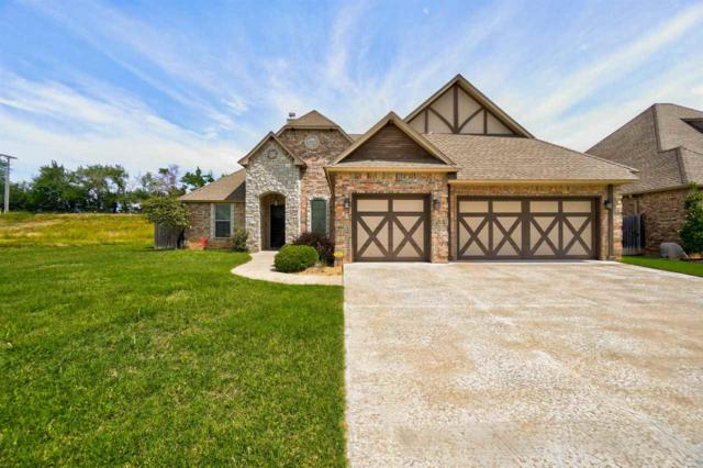 3326 NE Brentwood Dr, Lawton, OK 73507 (MLS #153597) :: Pam & Barry's Team - RE/MAX Professionals