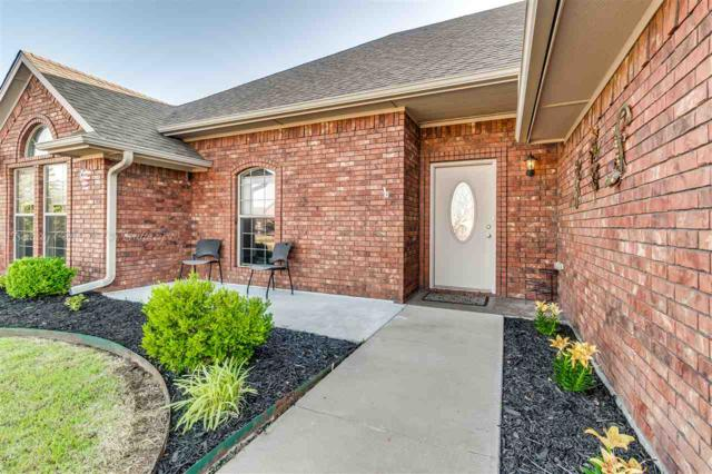2201 SW 54th St, Lawton, OK 73505 (MLS #153602) :: Pam & Barry's Team - RE/MAX Professionals