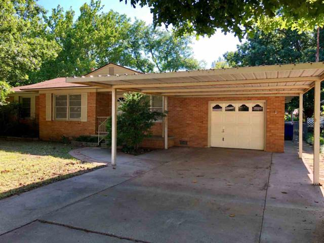 417 N 21st, Duncan, OK 73533 (MLS #153645) :: Pam & Barry's Team - RE/MAX Professionals