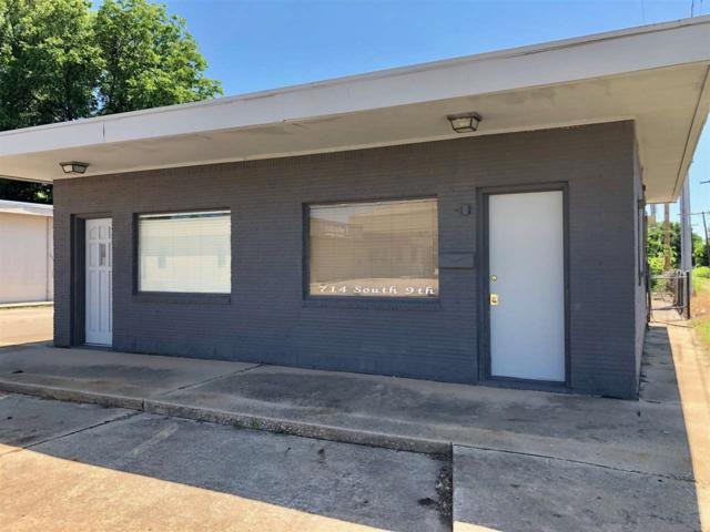 714 S 9th St, Duncan, OK 73533 (MLS #153657) :: Pam & Barry's Team - RE/MAX Professionals