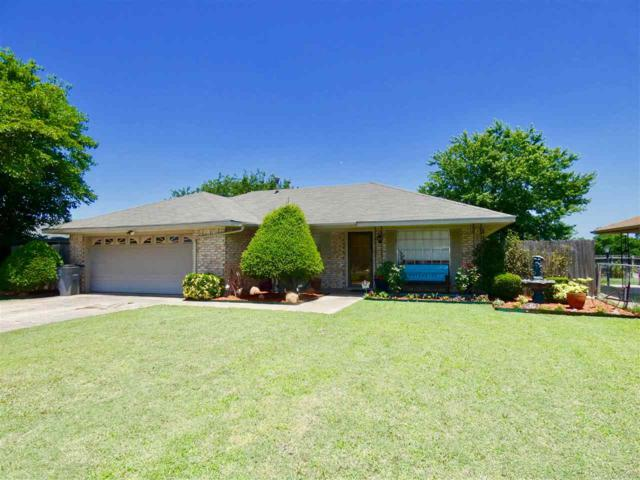 1831 NW Crosby Park Cir, Lawton, OK 73505 (MLS #153698) :: Pam & Barry's Team - RE/MAX Professionals