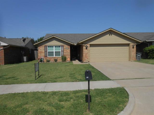 2413 SW 43rd St, Lawton, OK 73505 (MLS #153766) :: Pam & Barry's Team - RE/MAX Professionals