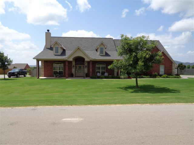 1123 Mt Pinchot Ave, Lawton, OK 73507 (MLS #153773) :: Pam & Barry's Team - RE/MAX Professionals