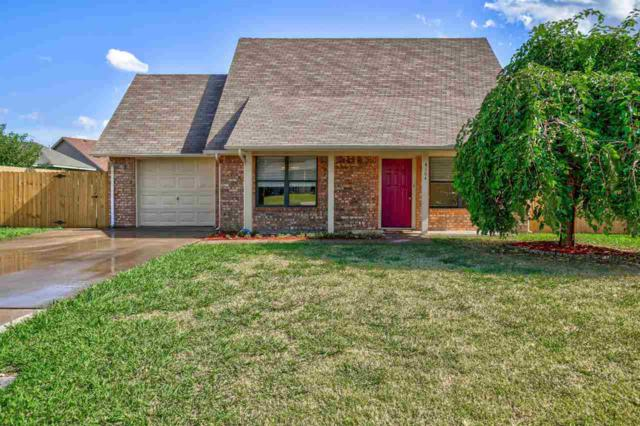 4104 SW Rolling Hills Dr, Lawton, OK 73505 (MLS #153788) :: Pam & Barry's Team - RE/MAX Professionals