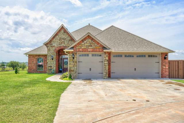 1309 Dahlia Ln, Cache, OK 73527 (MLS #153878) :: Pam & Barry's Team - RE/MAX Professionals