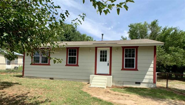 407 W James St, Sterling, OK 73567 (MLS #153962) :: Pam & Barry's Team - RE/MAX Professionals