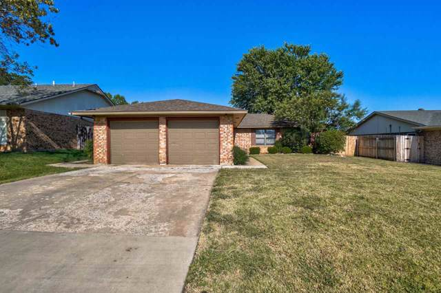 2307 NW 78th St, Lawton, OK 73505 (MLS #154063) :: Pam & Barry's Team - RE/MAX Professionals