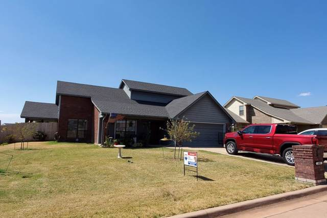 309 SE 40th St, Lawton, OK 73501 (MLS #154065) :: Pam & Barry's Team - RE/MAX Professionals