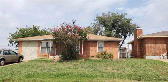 3827 NW Lake Ave, Lawton, OK 73505 (MLS #154067) :: Pam & Barry's Team - RE/MAX Professionals