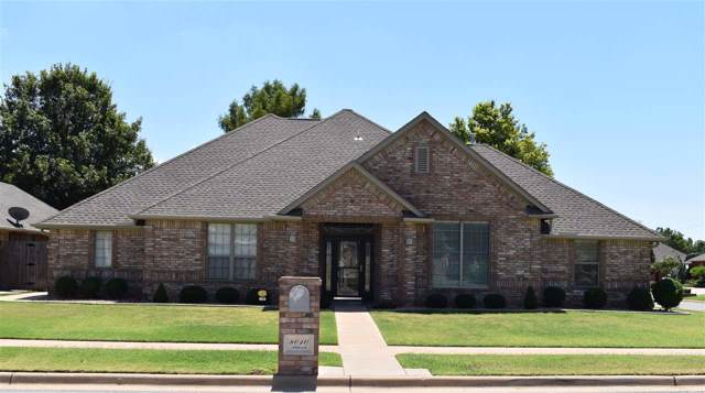 8010 NW Aldwick Ave, Lawton, OK 73505 (MLS #154079) :: Pam & Barry's Team - RE/MAX Professionals