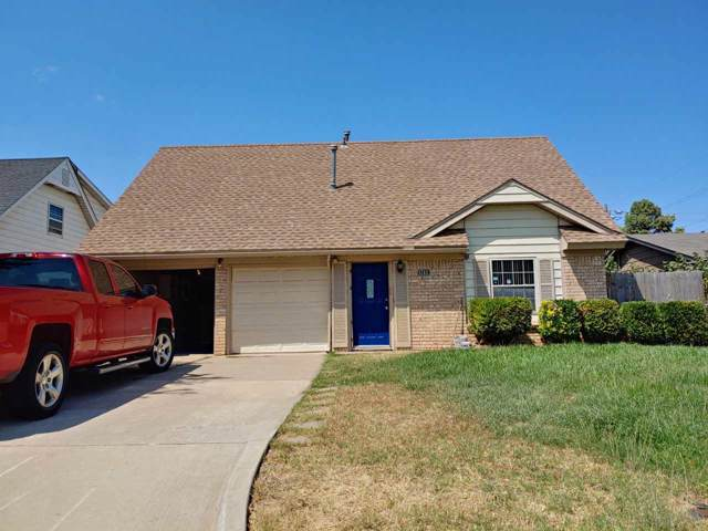 6703 NW Compass Dr, Lawton, OK 73505 (MLS #154102) :: Pam & Barry's Team - RE/MAX Professionals