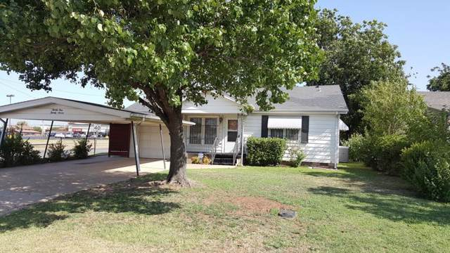 2127 NW Lake Ave, Lawton, OK 73507 (MLS #154103) :: Pam & Barry's Team - RE/MAX Professionals