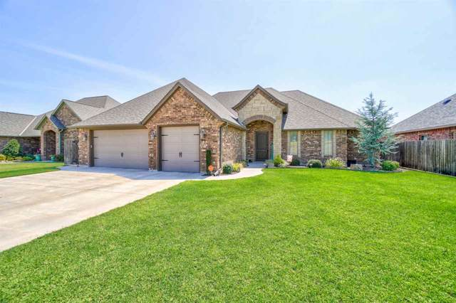 3141 NE Brentwood Dr, Lawton, OK 73507 (MLS #154105) :: Pam & Barry's Team - RE/MAX Professionals