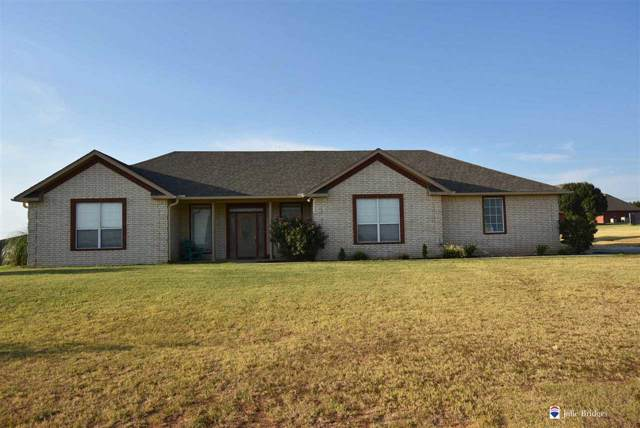 318 NE Sunset Dr, Elgin, OK 73538 (MLS #154108) :: Pam & Barry's Team - RE/MAX Professionals
