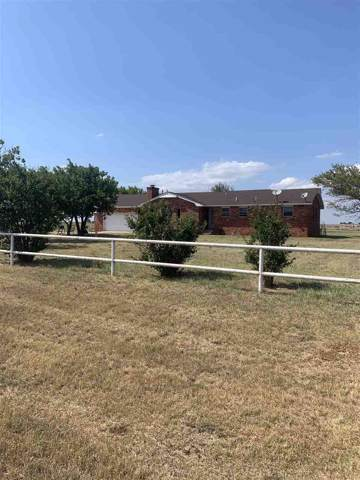 11602 SW Coffee Rd, Faxon, OK 73540 (MLS #154110) :: Pam & Barry's Team - RE/MAX Professionals