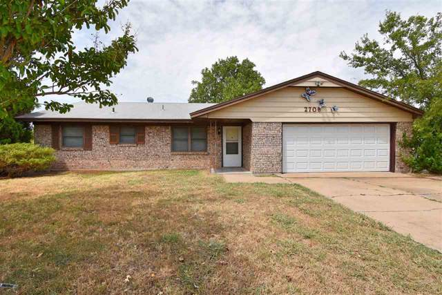 2706 NW Austin Dr, Lawton, OK 73505 (MLS #154170) :: Pam & Barry's Team - RE/MAX Professionals