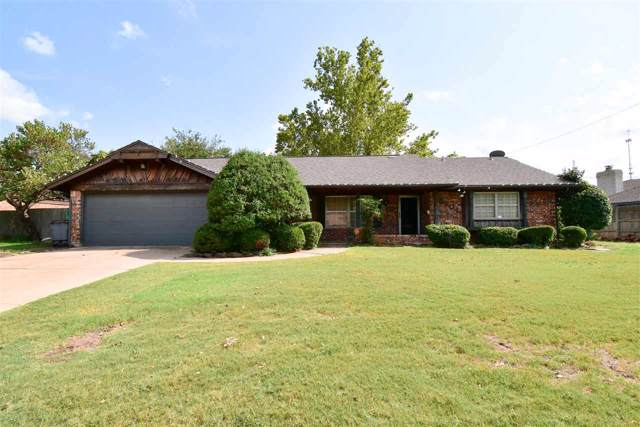5704 NW Eisenhower Dr, Lawton, OK 73505 (MLS #154207) :: Pam & Barry's Team - RE/MAX Professionals